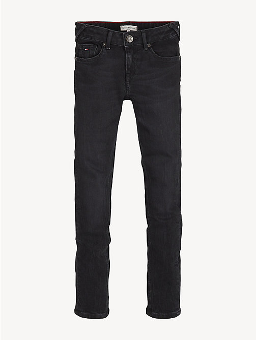 TOMMY HILFIGER Sophie Skinny Fit Jeans - COVE BLACK STRETCH - TOMMY HILFIGER Trousers, Shorts & Skirts - main image
