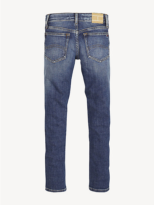TOMMY HILFIGER Nora Skinny Fit Jeans - CRESTON BLUE STRETCH - TOMMY HILFIGER Trousers, Shorts & Skirts - detail image 1