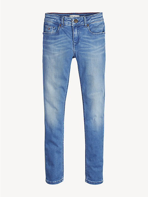 TOMMY HILFIGER Nora Skinny Jeans - LONE BLUE FRESH STRETCH - TOMMY HILFIGER Jeans - main image