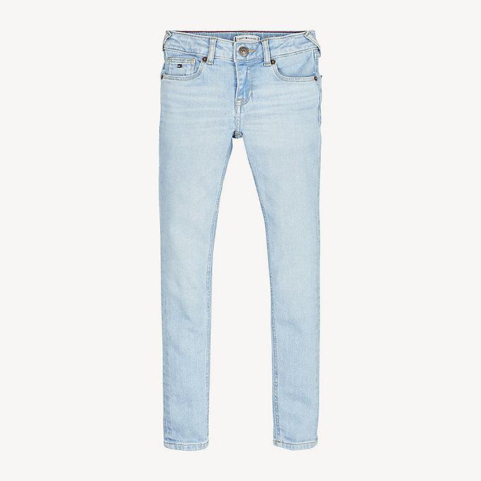 Jeans Sophie skinny fit a vita bassa | DENIM | Tommy Hilfiger