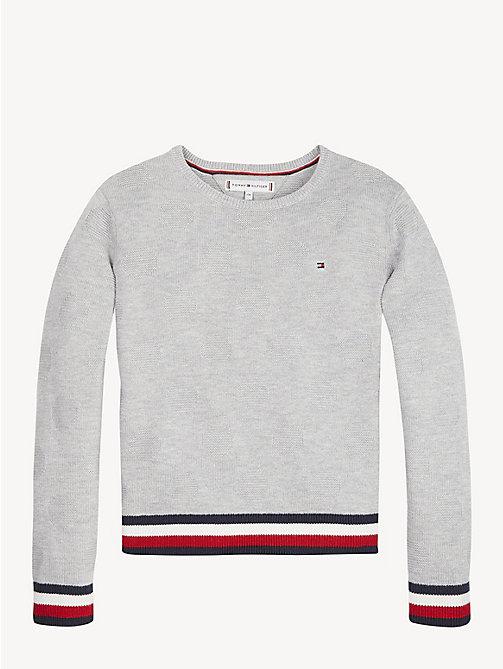 kommt an überlegene Leistung gehobene Qualität Pullover und Cardigans für Mädchen   Tommy Hilfiger® DE