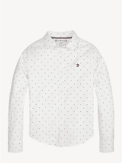 18e4b05602 TOMMY HILFIGEREssential Hemd aus Bio-Baumwolle