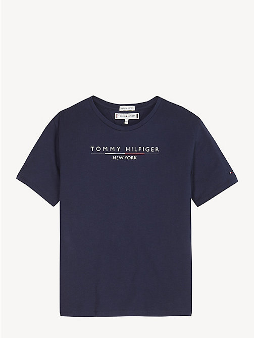 acee3ce2 TOMMY HILFIGEREssential Organic Cotton T-Shirt. From €19.90. NEW