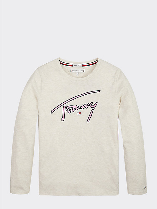 low cost 0ab9d dc57d Maglie e t-shirt ragazze | Tommy Hilfiger® IT