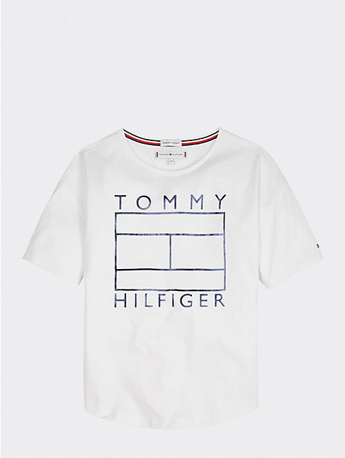 Girl's Tops & T shirts | Tommy Hilfiger® UK