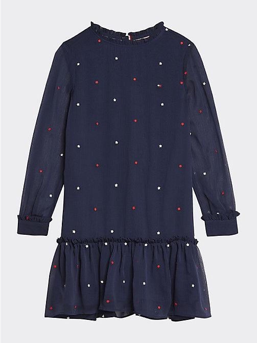 8219bb4b6b30 Kleider für Mädchen | Tommy Hilfiger® DE