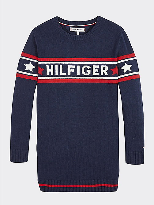 542a44ab4a7a6 Robes Fille | Tommy Hilfiger® LU