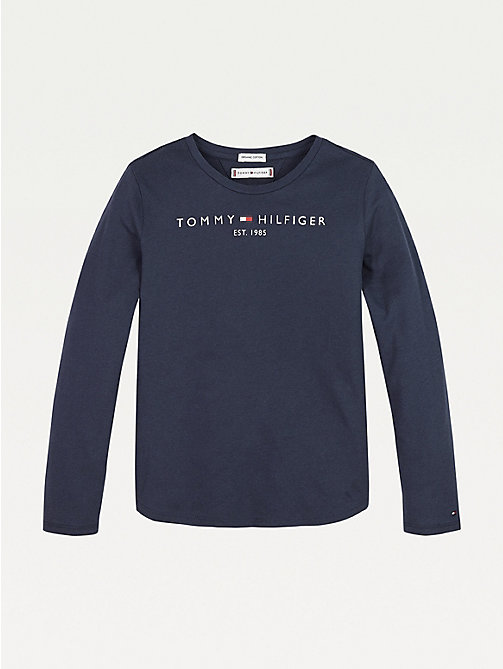 Tommy Hilfiger Girls Essential Tee L//S Shirt