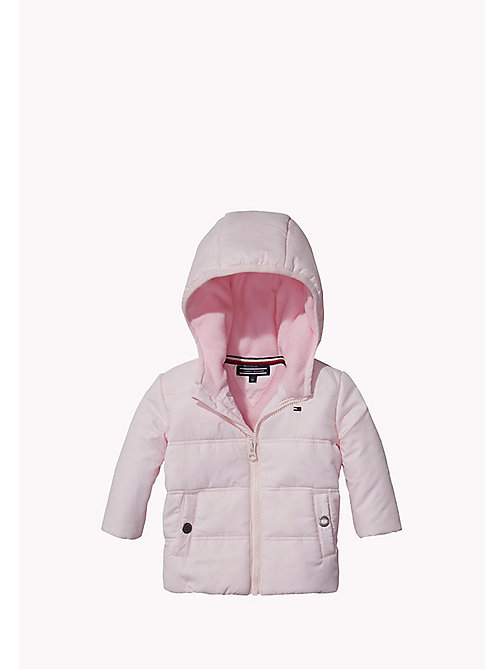 Hooded Jacket - BALLERINA - TOMMY HILFIGER Babies - main image