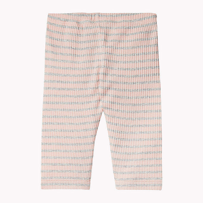TOMMY HILFIGER Stripe Trousers - BLACK IRIS - TOMMY HILFIGER Kids - detail image 1