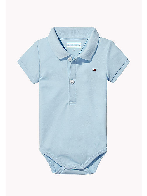 TOMMY HILFIGER Baby-Body - BABY BLUE -  Kinder - main image