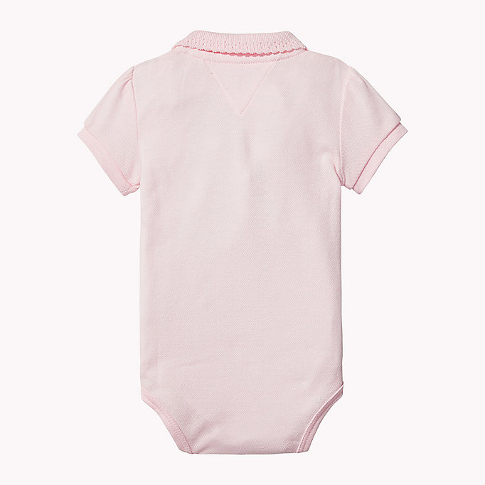 TOMMY HILFIGER Romper voor baby's - BABY BLUE - TOMMY HILFIGER Babies - detail image 1