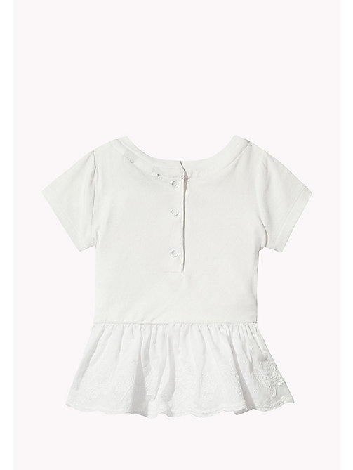 TOMMY HILFIGER Butterfly Baby Two Piece - BRIGHT WHITE - TOMMY HILFIGER Girls - detail image 1