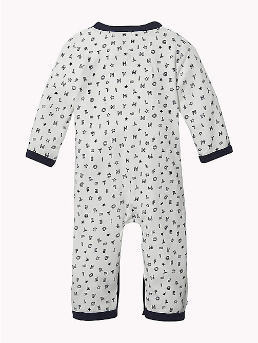 TOMMY HILFIGER Baby Tommy Hilfiger Babygrow - BLACK IRIS - TOMMY HILFIGER Babies - detail image 1