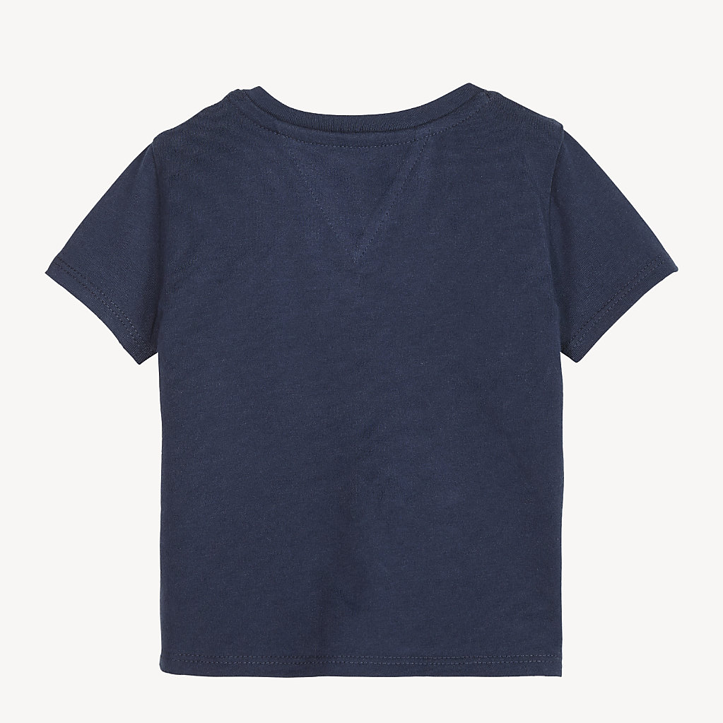 Tommy Hilfiger - Baby-T-Shirt mit Monogramm - 2