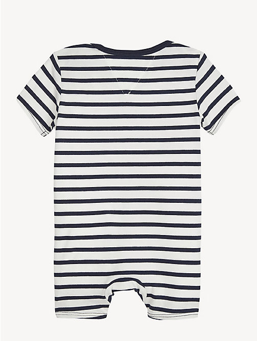 TOMMY HILFIGER Baby Stripe Gift Box - BLACK IRIS / BRIGHT WHITE - TOMMY HILFIGER Boys - detail image 1