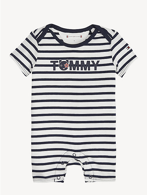TOMMY HILFIGER Baby Stripe Gift Box - BLACK IRIS / BRIGHT WHITE - TOMMY HILFIGER Boys - main image