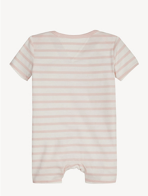 TOMMY HILFIGER Baby Stripe Gift Box - STRAWBERRY CREAM/BRIGHT WHITE - TOMMY HILFIGER Boys - detail image 1