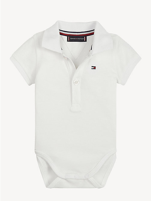 TOMMY HILFIGER Baby Bodysuit Gift Box - BRIGHT WHITE - TOMMY HILFIGER Boys - main image
