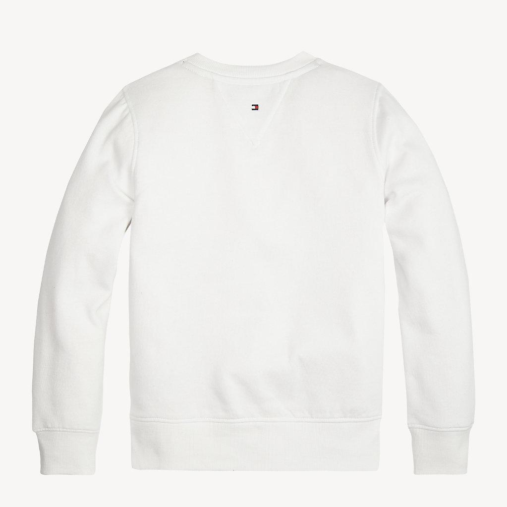 Tommy Hilfiger - Unisex Sweatshirt mit Flag - 3