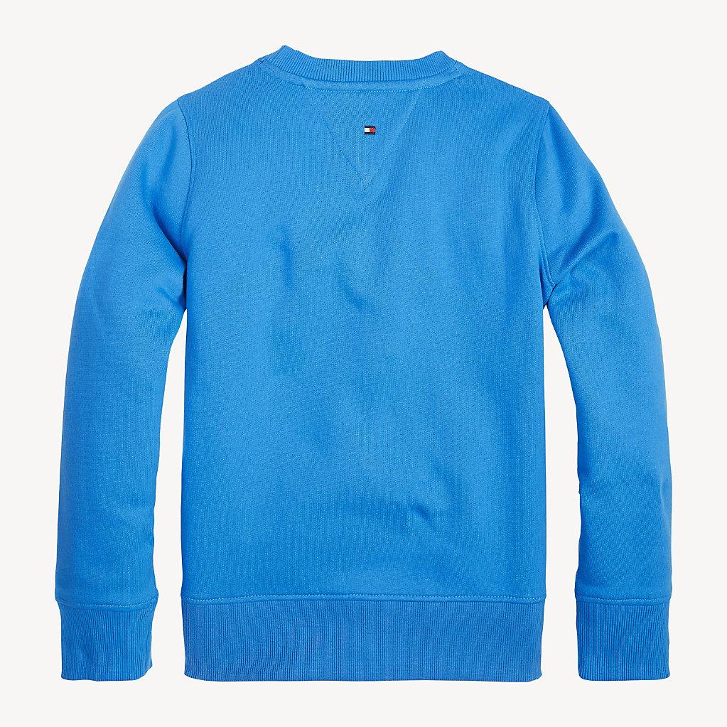 Tommy Hilfiger - Unisex Sweatshirt mit Flag - 2