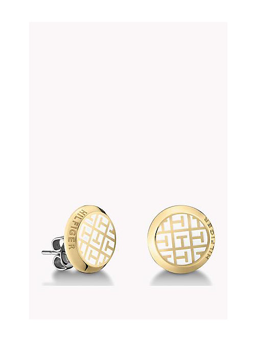 TOMMY HILFIGER Color Stud Earrings - MULTI - TOMMY HILFIGER Jewellery - main image