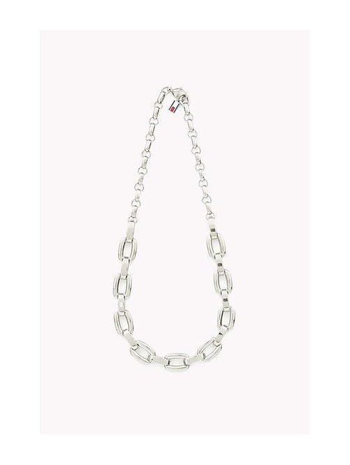 TOMMY HILFIGER Link Necklace - MULTI - TOMMY HILFIGER Колье - главное изображение
