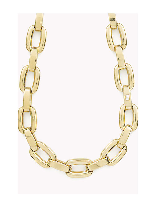 TOMMY HILFIGER Link Necklace - MULTI - TOMMY HILFIGER Колье - подробное изображение 1