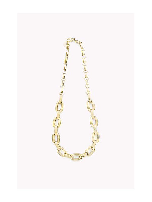 TOMMY HILFIGER Link Necklace - MULTI - TOMMY HILFIGER Jewellery - main image