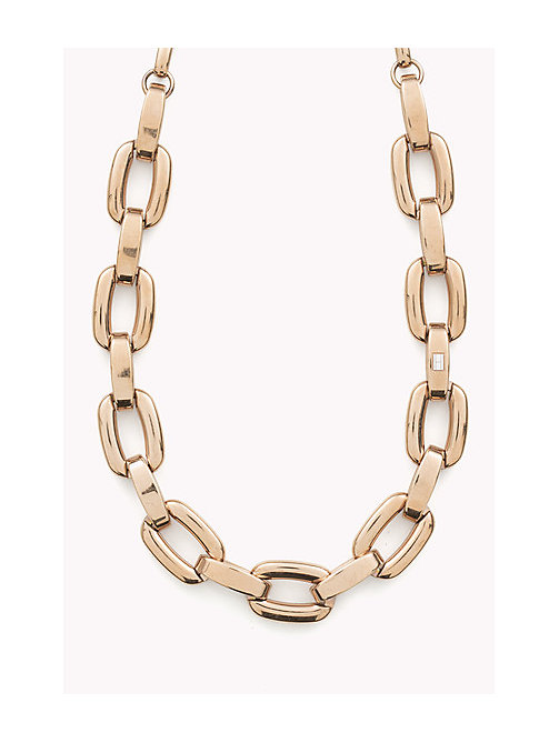 TOMMY HILFIGER Link Necklace - MULTI - TOMMY HILFIGER Jewellery - detail image 1
