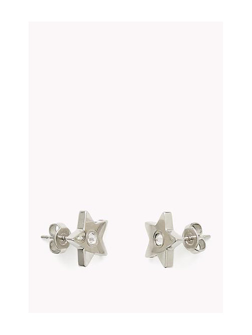 TOMMY HILFIGER Star Stud Earrings - MULTI - TOMMY HILFIGER Jewellery - detail image 1