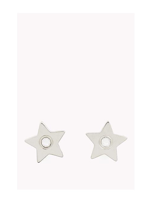 TOMMY HILFIGER Star Stud Earrings - MULTI - TOMMY HILFIGER Kolczyki - main image