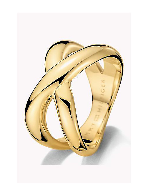 TOMMY HILFIGER Twist Ring - MULTI - TOMMY HILFIGER Jewellery - main image