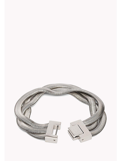 TOMMY HILFIGER Stainless Steel Snake Bracelet - MULTI - TOMMY HILFIGER Bags & Accessories - detail image 1