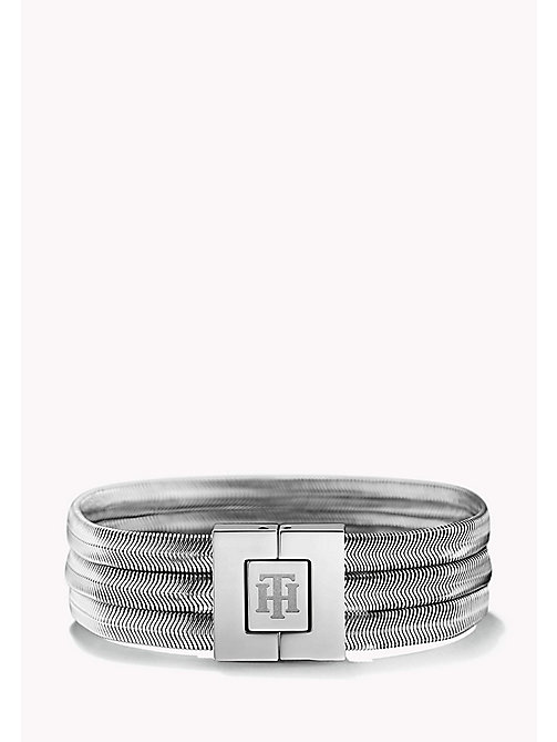 TOMMY HILFIGER Stainless Steel Snake Bracelet - MULTI - TOMMY HILFIGER Bags & Accessories - main image