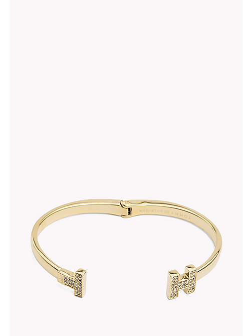 TOMMY HILFIGER Gold-Plated Bangle - MULTI - TOMMY HILFIGER Jewellery - detail image 1