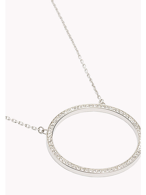 TOMMY HILFIGER Open Circle Necklace - MULTI - TOMMY HILFIGER Jewellery - detail image 1