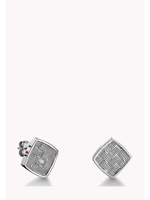 TOMMY HILFIGER Stainless Steel Stud Earrings - MULTI - TOMMY HILFIGER Jewellery - main image