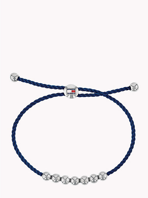 TOMMY HILFIGER Modern Friendship Bracelet - NAVY - TOMMY HILFIGER Watches & Jewelry - main image