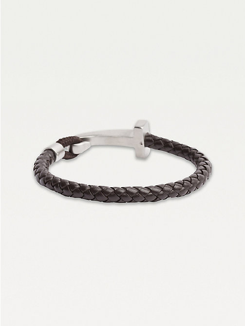 TOMMY HILFIGER Leather Bracelet - MULTI - TOMMY HILFIGER Jewellery & Cufflinks - detail image 1