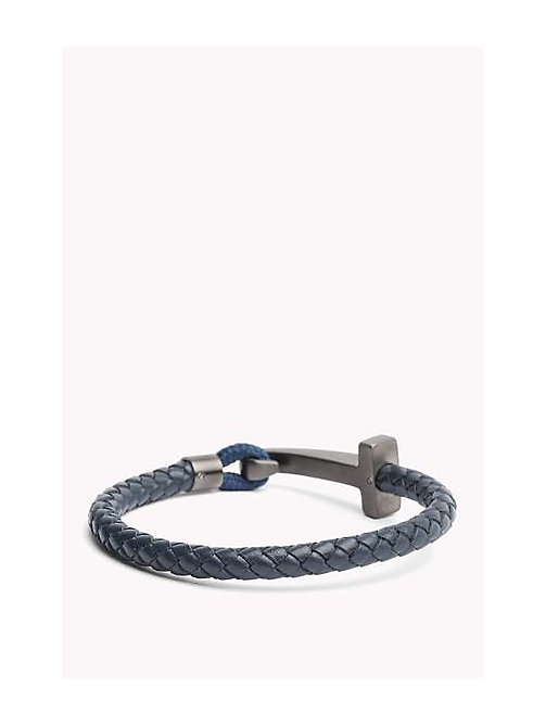 TOMMY HILFIGER Leather Bracelet - MULTI - TOMMY HILFIGER Father's day - detail image 1