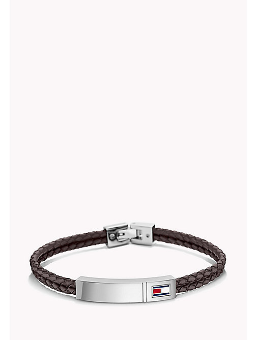 TOMMY HILFIGER Sleek Braided Bracelet - MULTI -  Jewellery & Cufflinks - main image
