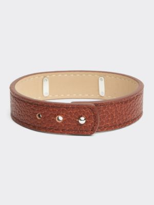bracelet cuir tommy hilfiger