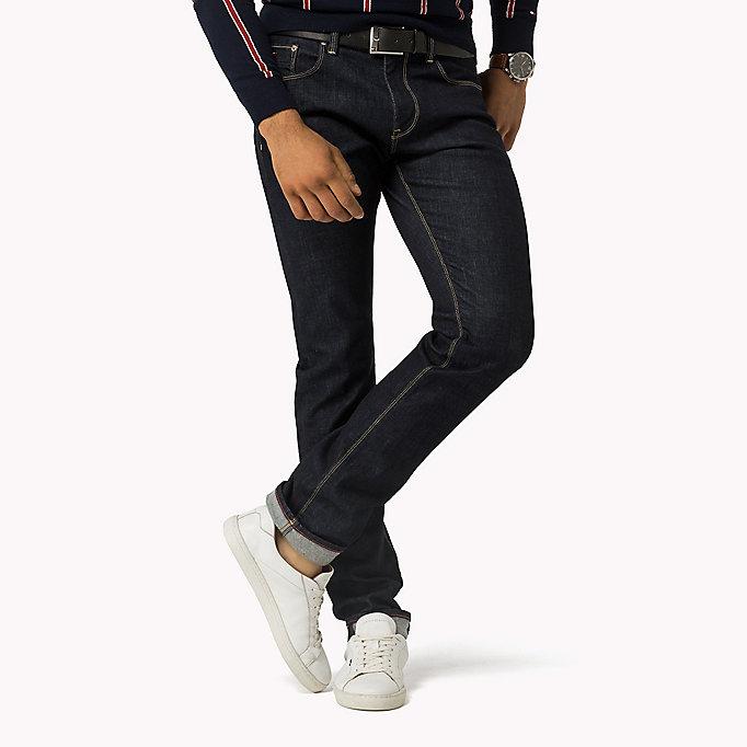 bleecker slim fit jeans tommy hilfiger official website. Black Bedroom Furniture Sets. Home Design Ideas