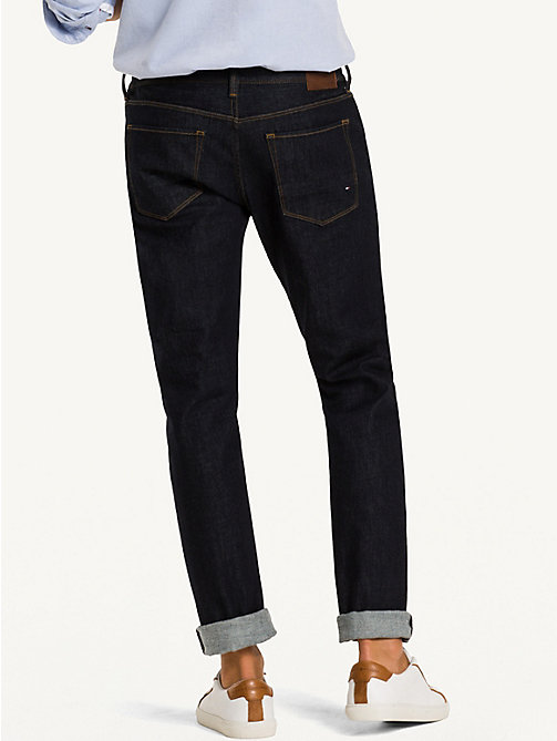 TOMMY HILFIGER Slim Fit Jeans - NEW CLEAN RINSE - TOMMY HILFIGER Slim-Fit Jeans - detail image 1