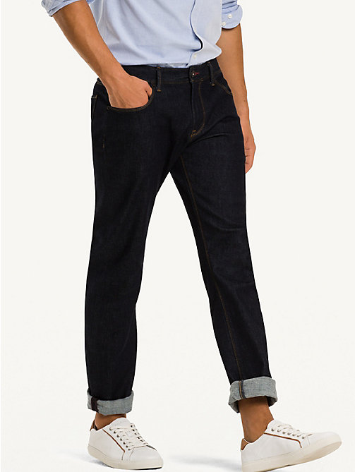 TOMMY HILFIGER Slim Fit Jeans - NEW CLEAN RINSE - TOMMY HILFIGER Slim-Fit Jeans - main image