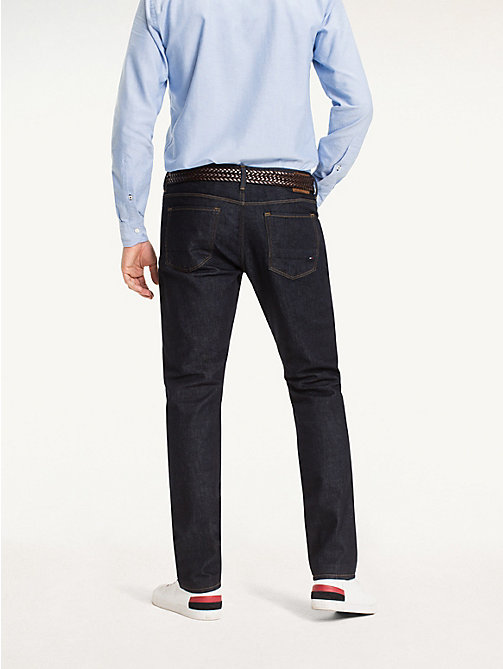 TOMMY HILFIGER Denton Straight Fit Jeans - NEW CLEAN RINSE - TOMMY HILFIGER Jeans - detail image 1