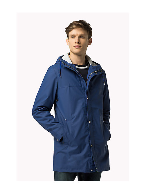 TOMMY HILFIGER Rain Coat - SURF THE WEB - TOMMY HILFIGER Clothing - main image