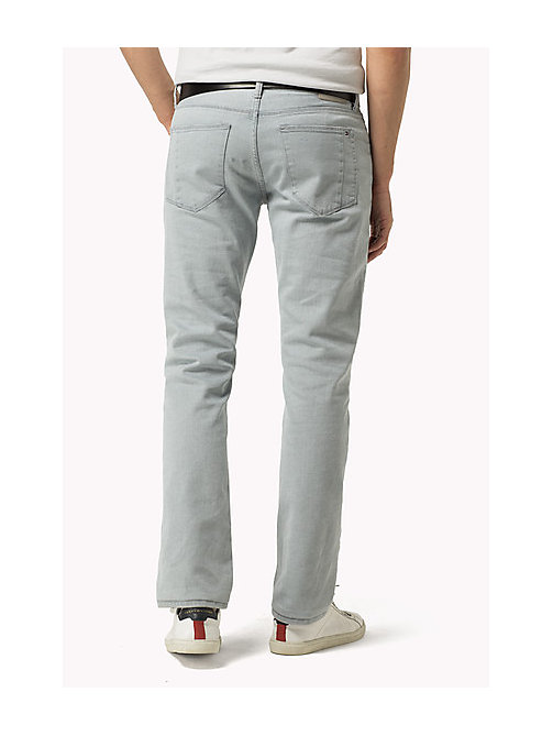 TOMMY HILFIGER Straight Fit Jeans - STARK GREY - TOMMY HILFIGER Jeans - detail image 1