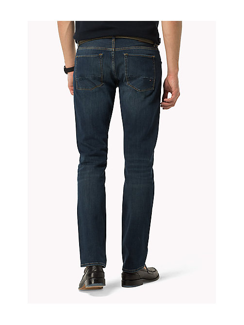 TOMMY HILFIGER Slim Fit Jeans - CANTON BLUE - TOMMY HILFIGER Clothing - detail image 1